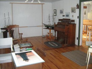 Interpretive Centre Interior