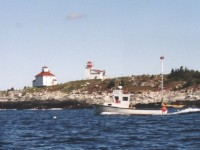 Click to explore our site! Port Bickerton Lighthouse: Coming Home 2