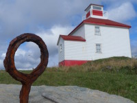 Click to explore our site! Port Bickerton Lighthouse: Age