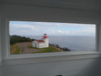 Port Bickerton Lighthouse: View From Above