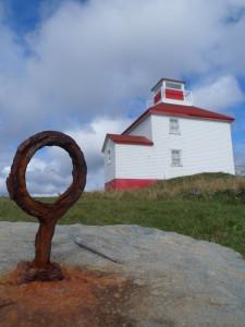 Port Bickerton Lighthouse: Age